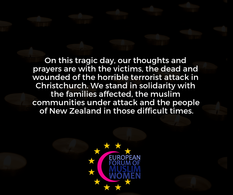 EFOMW-New Zealand Terror Attack